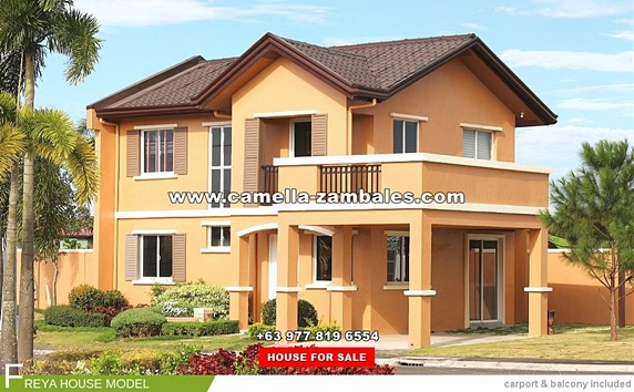 Camella Zambales House and Lot for Sale in Zambales Philippines