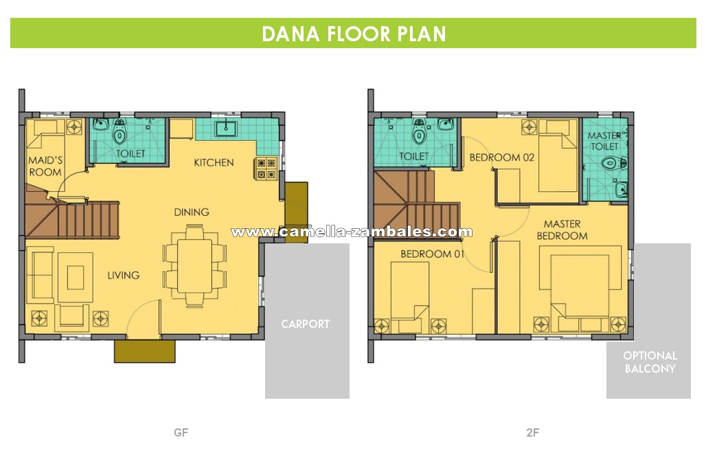 Dana  House for Sale in Zambales