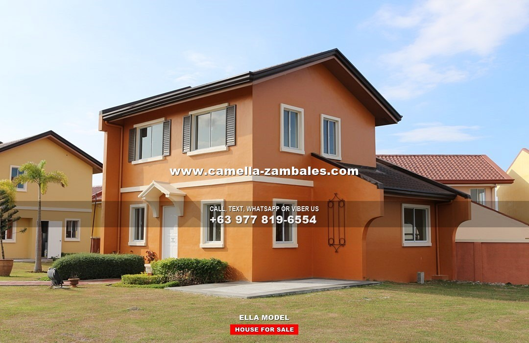 Ella House for Sale in Zambales
