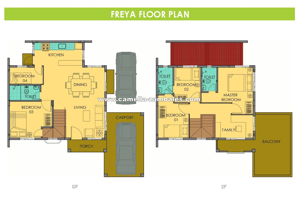 Freya  House for Sale in Zambales