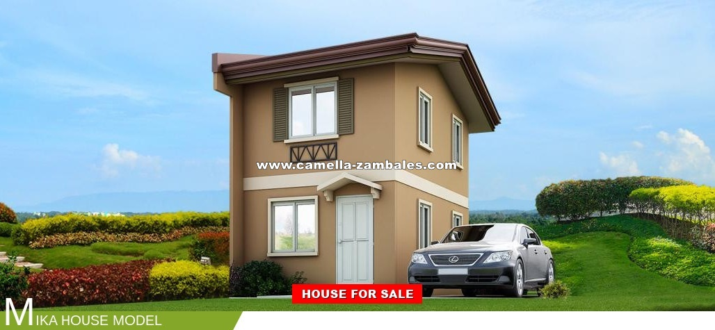 Mika House for Sale in Zambales