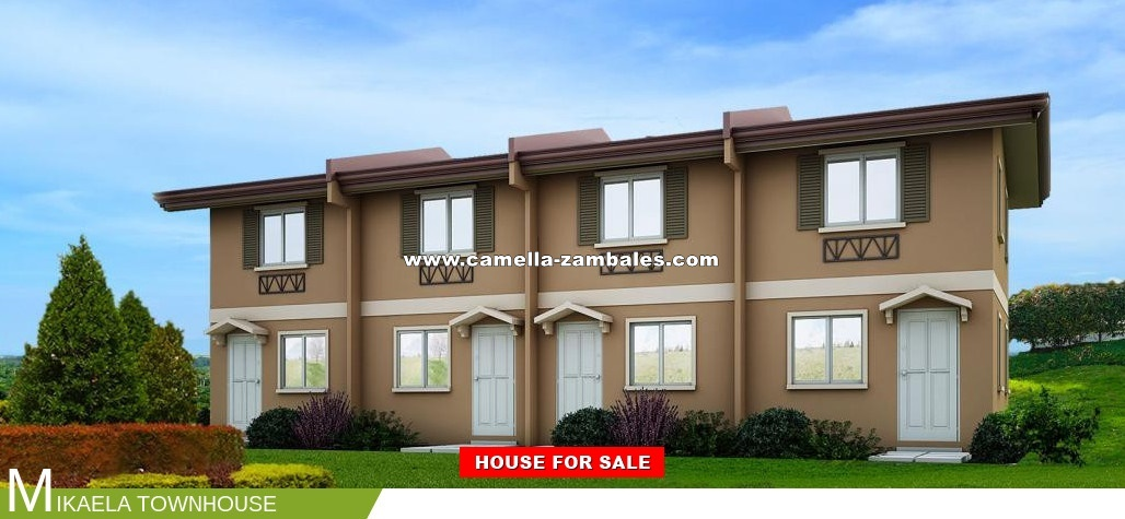 Mikaela House for Sale in Zambales