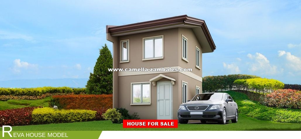 Reva House for Sale in Zambales