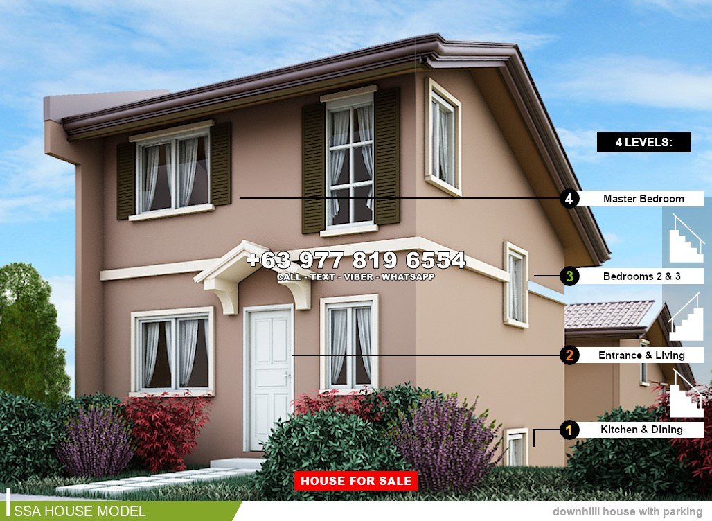 Issa House for Sale in Zambales