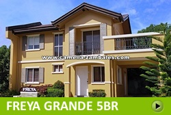 Freya House and Lot for Sale in Zambales Philippines