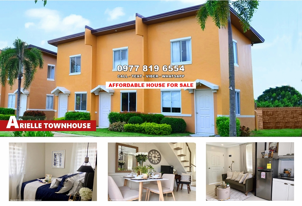 Arielle House for Sale in Zambales