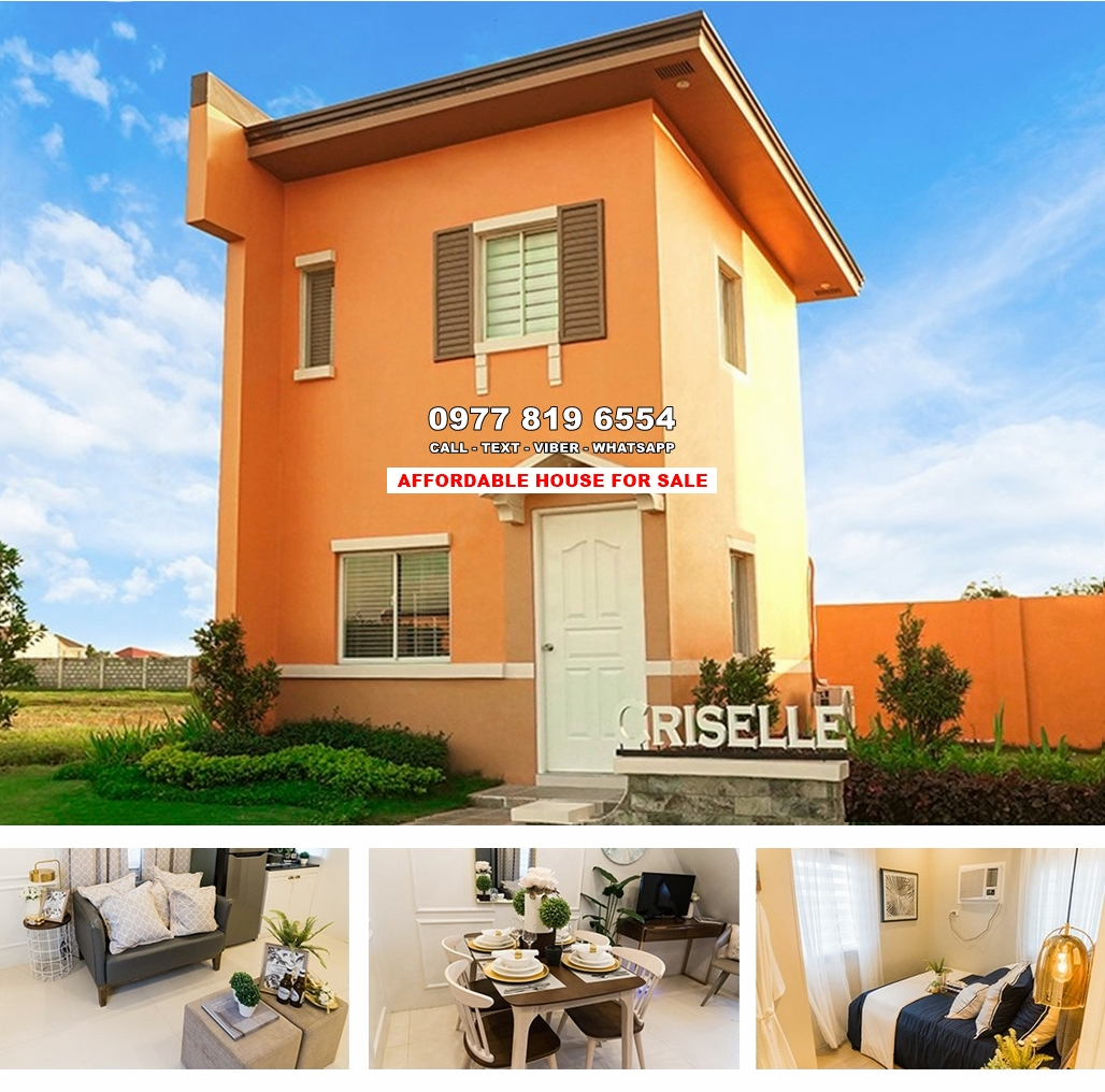 Criselle House for Sale in Zambales
