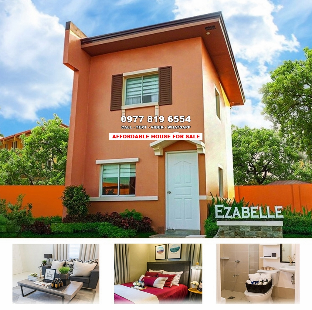 Ezabelle House for Sale in Zambales