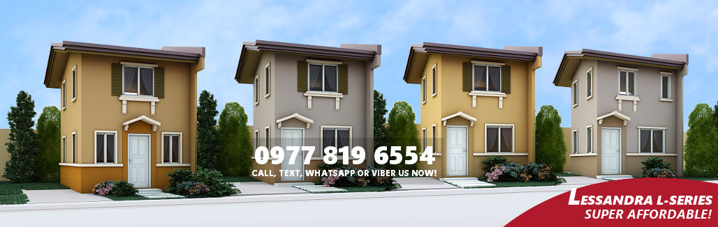 Lesandra L-Series Enclave - House for Sale in Zambales