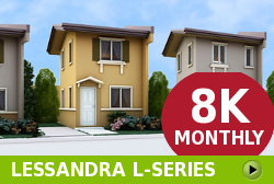 Lessandra Affordable Houses in  Camella Zambales